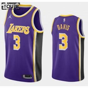 2021 # 3 spessore sopracciglio fratello nuova stagione Hot Press Basketball Training Sportswear,City Edition FGRGH Los Angeles Laker Anthony Davis Basketball maglie per gli uomini
