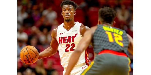 Butler è diventato il nuovo leader di Heat