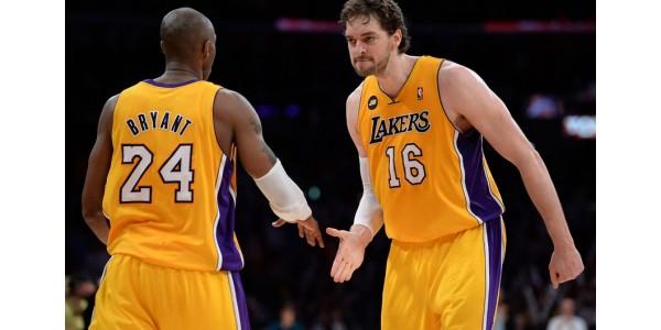 Kobe ricorda la sua gloriosa carriera