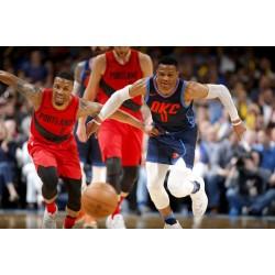 Lillard non si aspettava che Westbrook si unisse ai Rockets