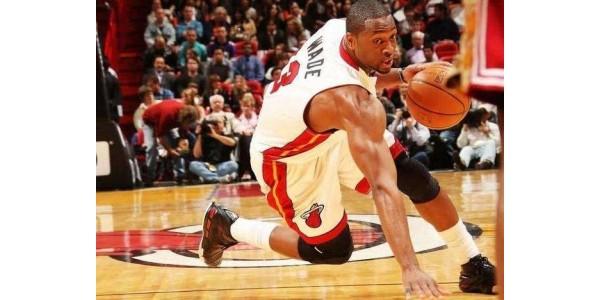 Wade non ha rinunciato al suo amore per il basket