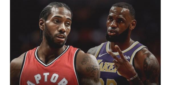 Leonard sarà il nuovo re della NBA