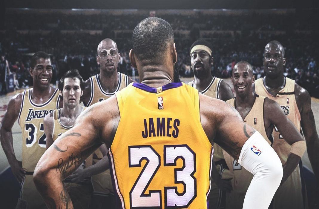 Chi è la colpa del fallimento dei Lakers in questa stagione?