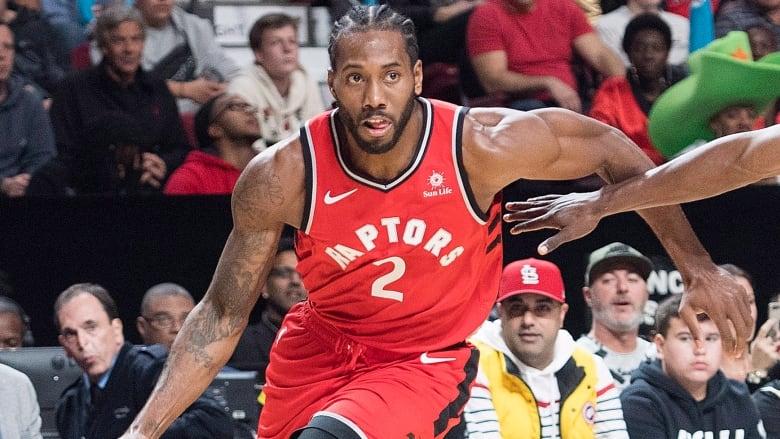 I Raptors hanno stabilito un record