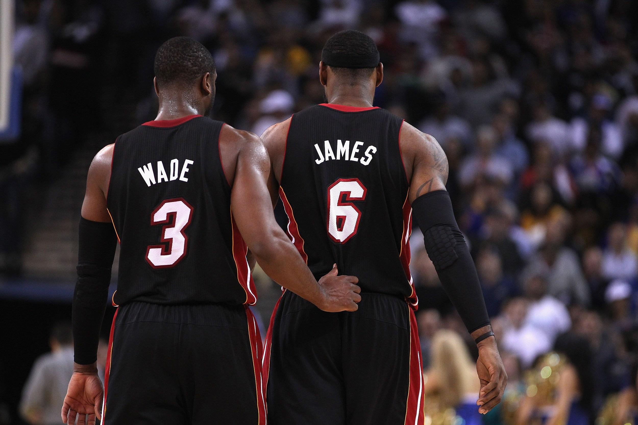 L'ultima connessione tra Wade e James nella NBA